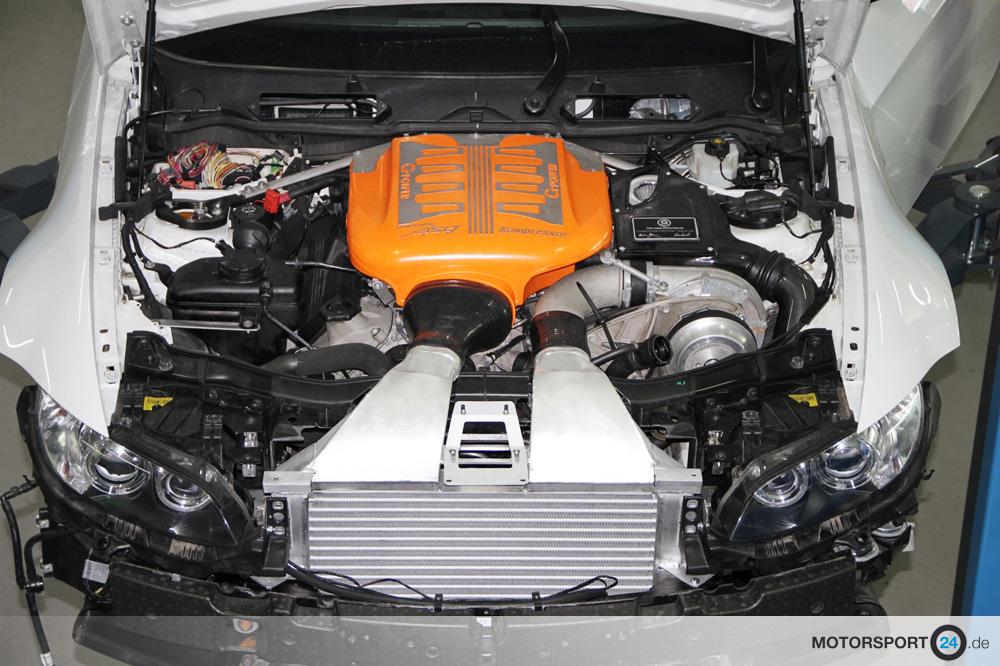 Clubsport Upgrade Für Kompressoren Im Bmw M3 V8 Kk Automobile